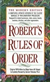 img - for Robert's Rules of Order book / textbook / text book