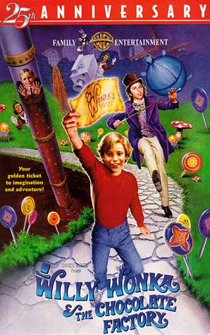Willy Wonka & Chocolate Factory [Import]