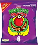 Monster Munch Pickled Onion 6 Pack 180g