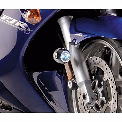 Yamaha FJR1300 PIAA 1100x Auxiliary Driving Light Kit ... (Fjr1300 Fog Light compare prices)