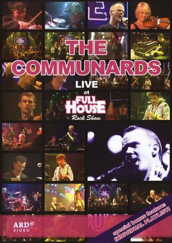 The Communards - Live At The Full House DVD Live concert from Hannover, Germany (1986)