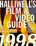Halliwell's Film and Video Guide 1998 (Serial) (0062735055) by Halliwell, Leslie