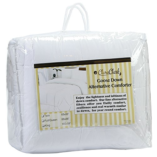 Cheap Clara Clark King Alternative Goose Down Comforter