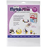 Grafix KSF6-CIJ 8-1/2-Inch by 11-Inch Shrink Film, Printable, Clear Inkjet, 6-Pack