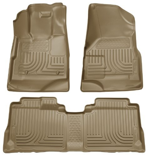 husky-liners-custom-fit-weatherbeater-front-and-second-seat-floor-liner-set-for-select-cadillac-srx-