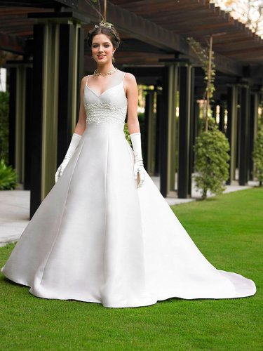 Wedding Gowns : Lady Roi Bridals Gown