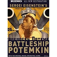 The Battleship Potemkin.