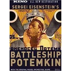 The Battleship Potemkin.