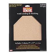 Ali Ind. 330078 Do it Best Garnet Sandpaper-MEDIUM GARNET SANDPAPER