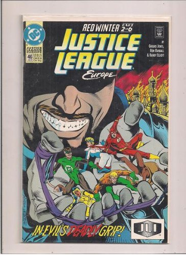 JUSTICE LEAGUE EUROPE #46 (DC Comics) - 1
