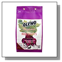 Olewo Red Beets Allergy Dog Food Supplement, controls skin allergies and itching with natural detoxification support, adds natural source vitamins to any dog food to promote overall health, 1-ingredient, non-GMO product, Made in Germany, 1 Pound