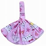Practical Baby Carrier Front Carrier Cotton Baby Slings Pink Puppy Pattern