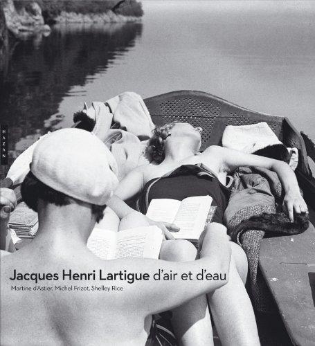 Jacques Henri Lartigue d'air et d'eau