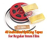 Splicing Tape Splice Tape for Regular 8mm Film / Home Movies -sealed!