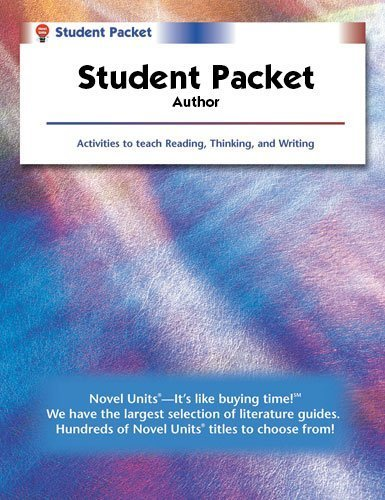 Red Scarf Girl - Student Packet by Novel Units, Inc.