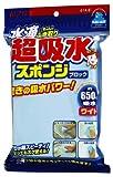 アイオン 水滴ちゃんとふき取り 超吸水スポンジブロック 650ml ワイド 614-B