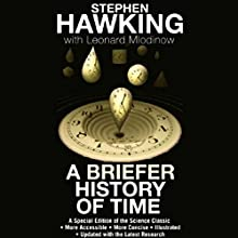 A Briefer History of Time Audiobook by Stephen Hawking, Leonard Mlodinow Narrated by Erik Davies
