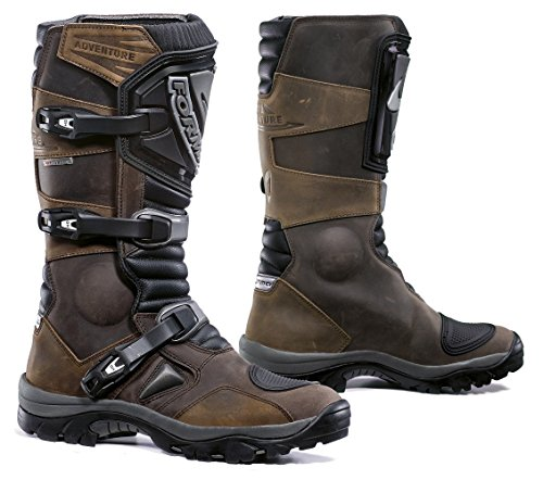 Forma Adventure Off-Road Motorcycle Boots (Brown, Size 12 US/Size 46 Euro) 0