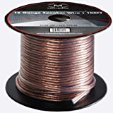 Mediabridge – 16 Gauge Speaker Wire  -