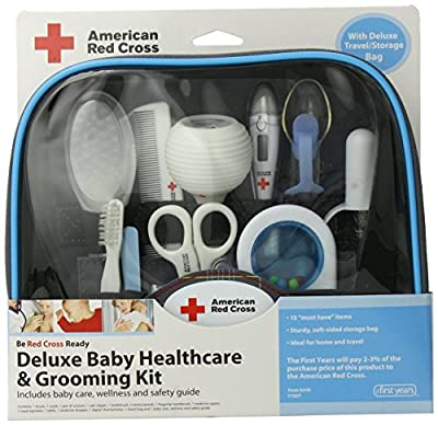 The First Years Baby Healthcare and Grooming Kit by The First Years