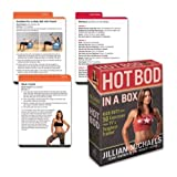 Jillian Michaels Hot Bod in a Box: Kick Butt with 50 Exercises from TV's Toughest Trainerby Jillian Michaels
