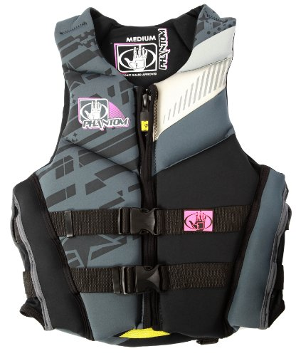 Body Glove Women's Phantom U.S. Coast Guard Approved Neoprene Pfd Life Vest enovo hi q medical teaching model 26cm body trunk model anatomical organ model of human body system