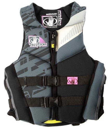 Body Glove Women's Phantom U.S. Coast Guard Approved Neoprene Pfd Life Vest 2 stearns pfd v2 series neoprene life jackets