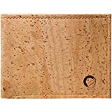 Corkor Men Vegan Wallet Made from Cork Vegetarian Wallet