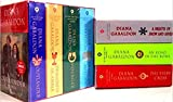 img - for Diana Gabaldon Outlander Series Seven Book Set [Outlander, Voyager, Dragonfly in Amber, Drums of Autumn, Fiery Cross, Breath of Snow and Ashes, Echo in the Bone] book / textbook / text book