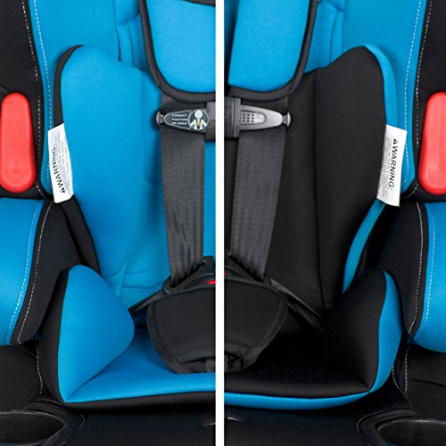 Baby Trend Hybrid  In  Booster Car Seat Blue