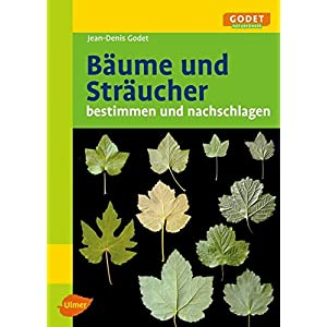 Bäume und Sträucher: Bestimmen und Nachschlagen (GODET Naturführer)