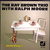 Moore Makes 4