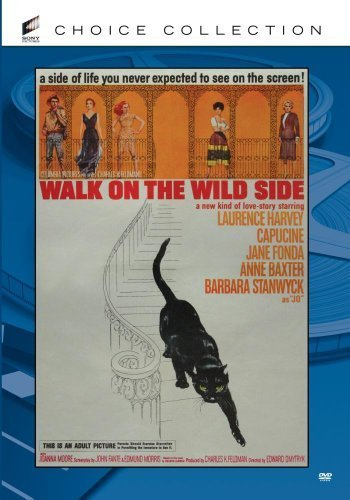 Walk On The Wild Side by Capucine