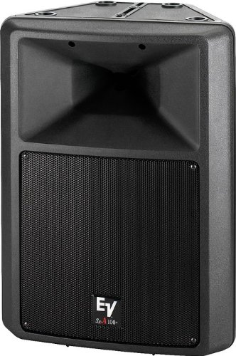 Electro Voice Sxa100 Plus Powered Pa Speaker (12 Inch 430 Watts)