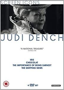 Screen Icons: Judi Dench [DVD] [2000]