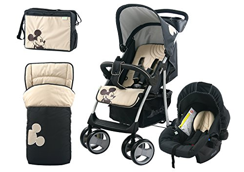 Disney Topolino Baby Set Shop-N-Drive classico