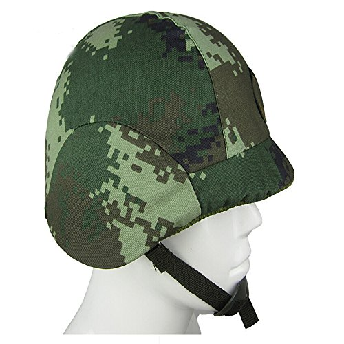 Ezyoutdoor Airsoft Camouflage Helmet Wrap Cover Vietnam style for Outdoor Sports Hiking Hunting Fishing Riding Survival (Team Canada Hockey Jersey 2014 compare prices)