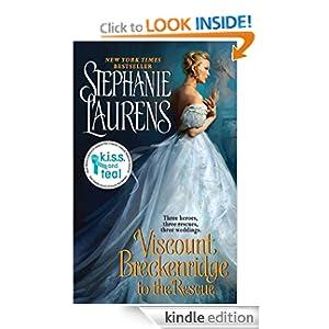 Viscount Breckenridge to the Rescue - Stephanie Laurens
