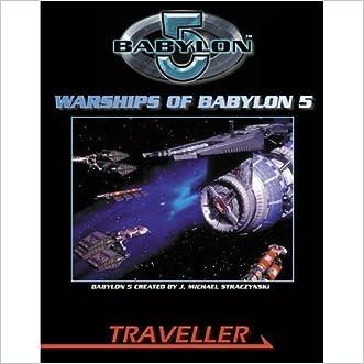 Warships of Babylon 5 (Traveller)