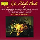 Bach: The Well-tempered Clavier I - Selection (CD 18)