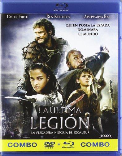 La Última Legión (Combo Blu-ray + DVD) [Blu-ray]