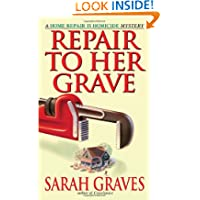 Repair to Her Grave (Home Repair Is Homicide)