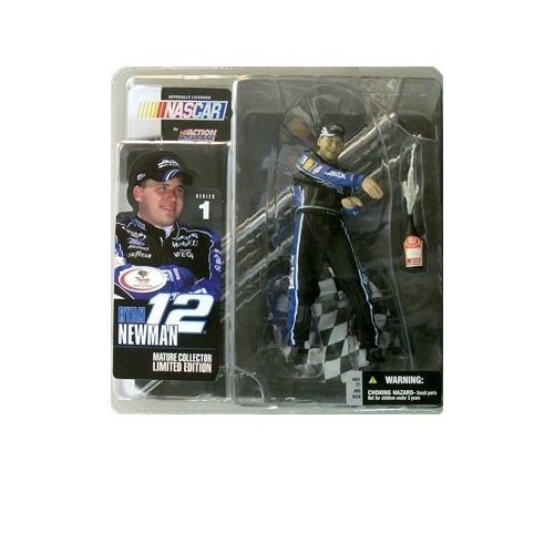 McFarlane Toys NASCAR Series 1 Action Figure Ryan Newman