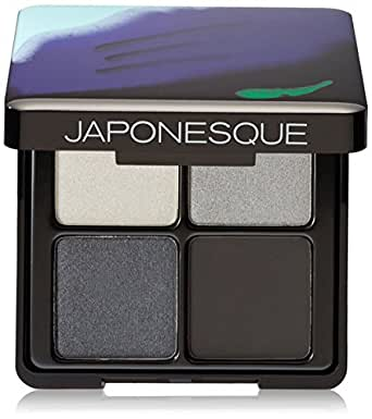 Japonesque Velvet Touch Shadow Palette, Shade 01