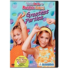 Mary Kate Olsen i Ashley: You're Invited to Mary-Kate & Ashley's Greatest Parties