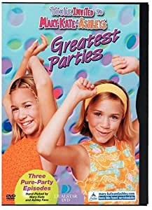 You're Invited to Mary-Kate & Ashley's Greatest Parties