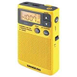 Sangean DT-400W AM/FM Digital Weather Alert Pocket Radio for $50.94 + Shipping