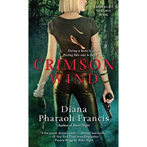 Crimson Wind (Horngate Witches)