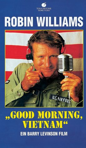 Good Morning, Vietnam [VHS]