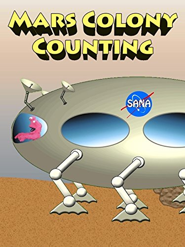 Mars Colony Counting